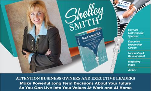 Executive Coach Shelley Smith