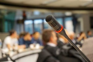 Leadership Conferences Don't Provide