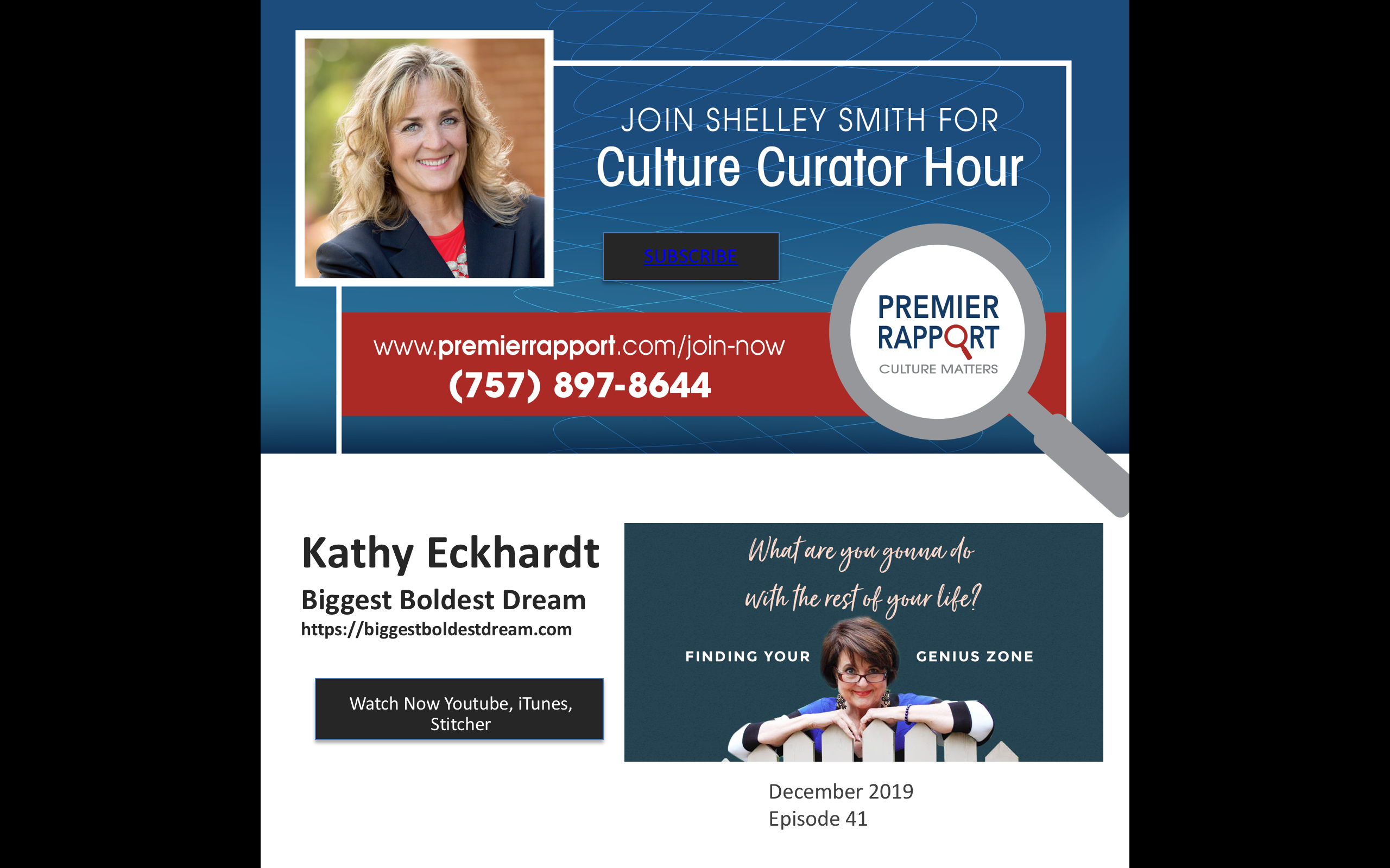 The Culture Hour Episode 41