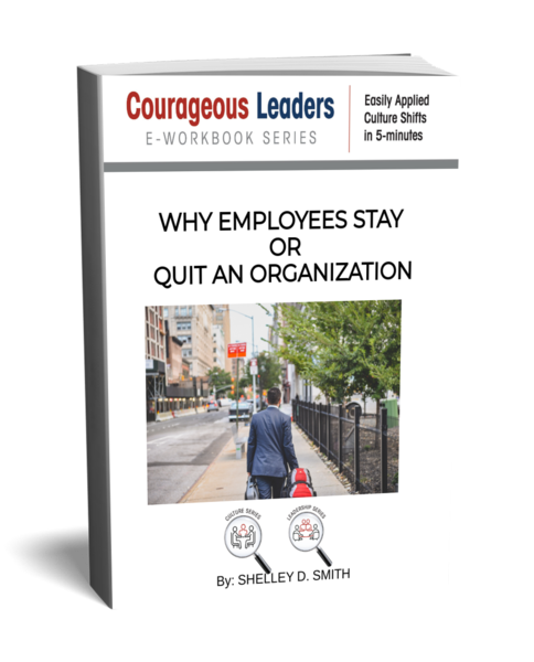 WHY EMPLOYEES STAY OR QUIT AND ORGANIZATON